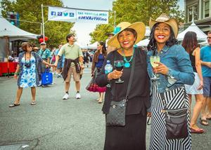 Mountain View celebrates Art & Wine Festival this weekend