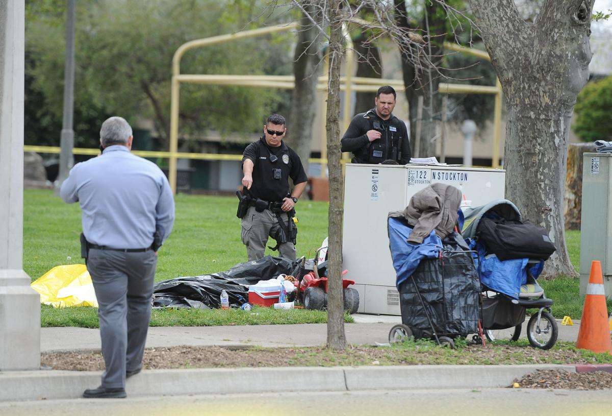 Woman found killed at Hale Park