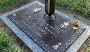 Honoring Lodi Police Department Officer Rick Cromwell