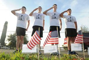 150-mile run honors fallen troops from California