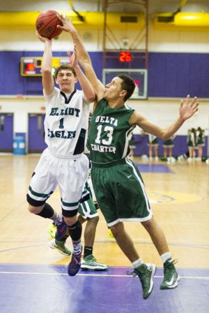 Boys basketball: Elliot Eagles hope tough early schedule will have them ready for run at championship