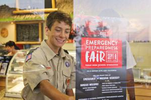 Are you ready for a disaster? Emergency Preparedness Fair helps locals prepare for catastrophes