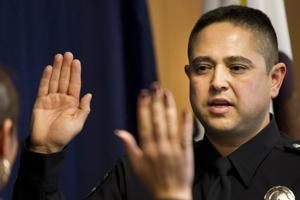 Paul Jimenez is first addition to Lodi Police Department in more than a year