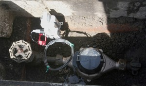 Water meters to be installed by November