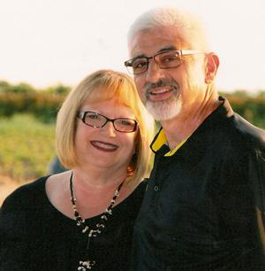 Floran and Pam Schneider celebrate 40 years of marriage