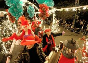 Parade of Lights and two other holiday events on tap this week