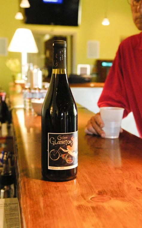Cycles Gladiator tasting room opens