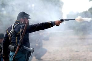 Clements hosts weekend of Civil War battles, history
