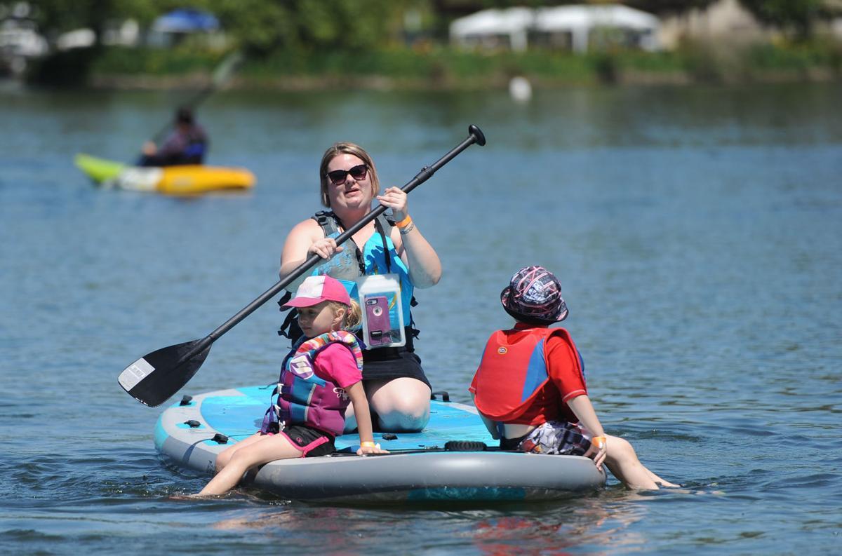 Paddlefest will make a splash at Lodi Lake