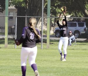 Softball: Flames even up on Tigers