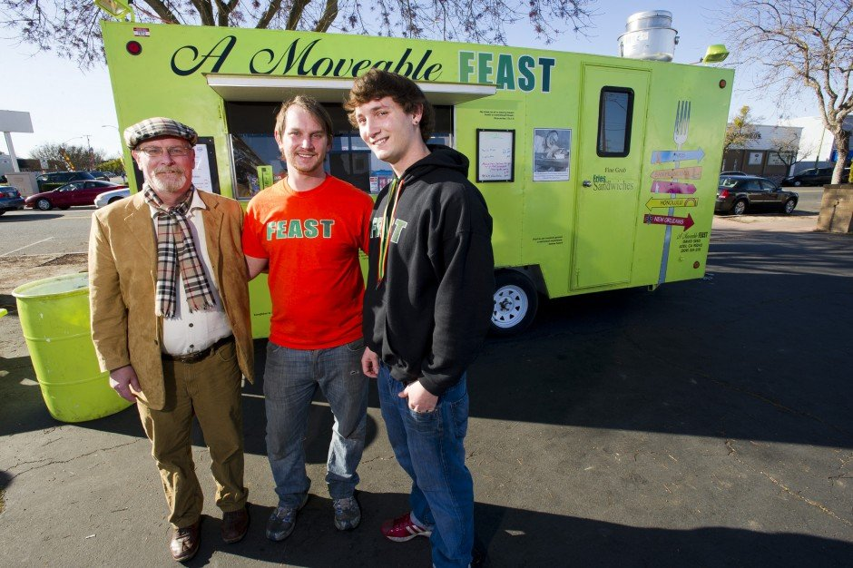 A Moveable Feast sells sandwiches, french fries in Lodi