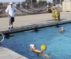 Porter returns to Tokay water polo