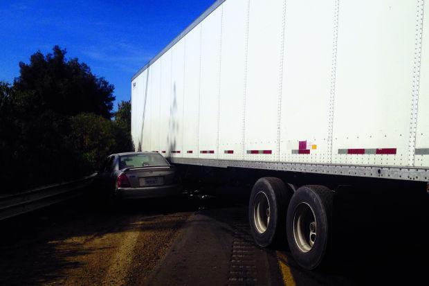 Highway 99 reopens after crash