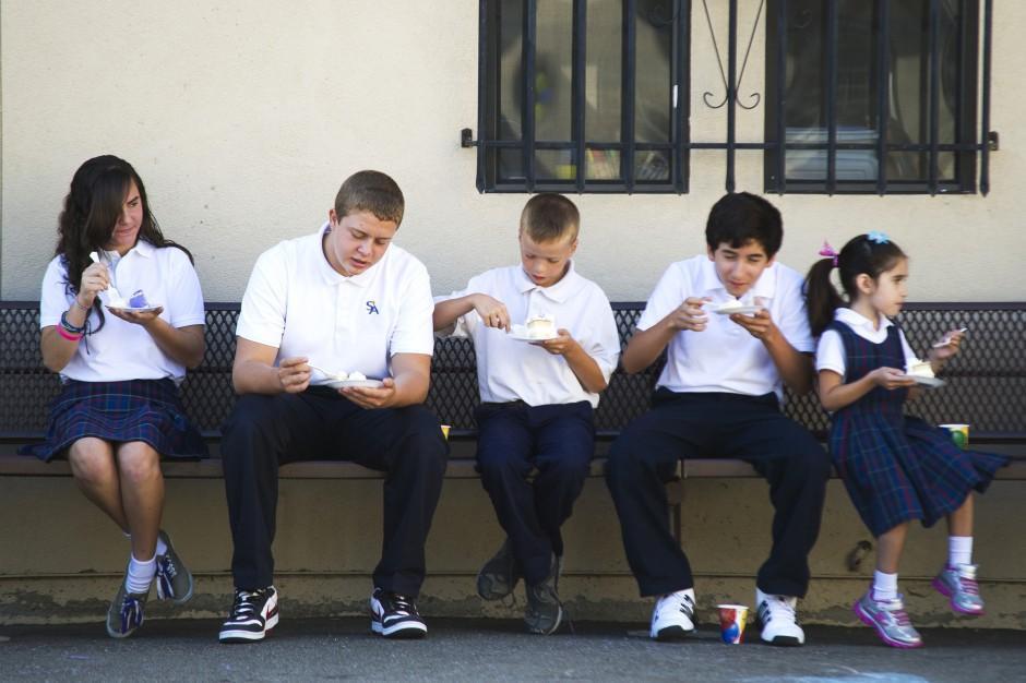 St. Anne's Catholic School celebrates 90 years of educating Lodi children