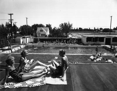 Remembering vibrant man behind long gone Lodi Swimming Club