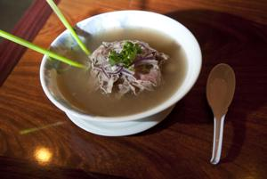 Dinner: Classic rice noodle soup done your way at Saigon Grill