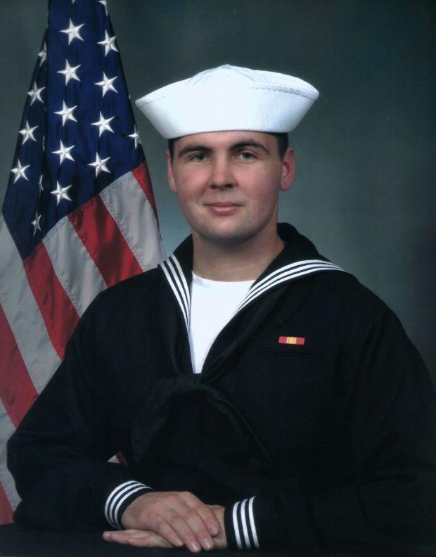 Joseph Eggert completes U.S. Navy basic training