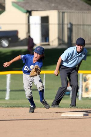 Cubs roll past Cardinals to capture AA 9-10 championship