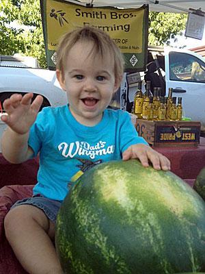 Smith Bros. provide pesticide-free produce
