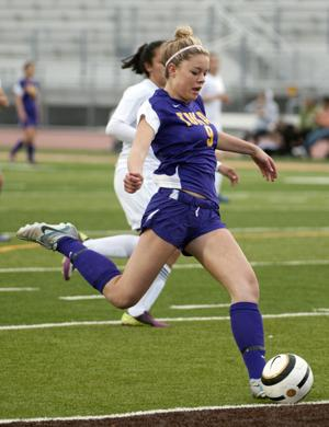 Girls soccer: Dual threat Bailey Smith takes home top defensive award for Tigers