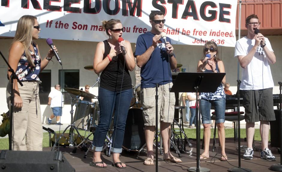 Freedom Fest honors military sacrifice, service