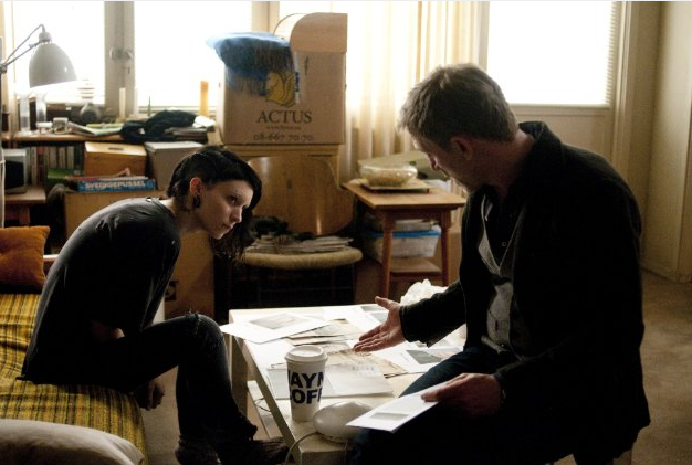 'Dragon Tattoo' is Fincher's antidote to holiday cheer