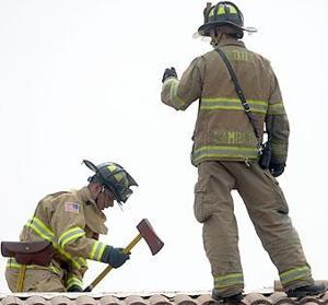 Five new Lodi firefighters start work today