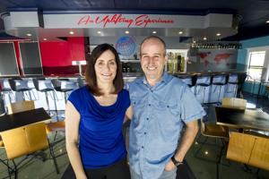 New cafe and wine bar takes off in Woodbridge