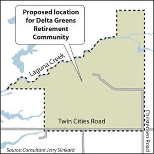 Galt City Council approves work with developer on pre-annexation for Delta Greens