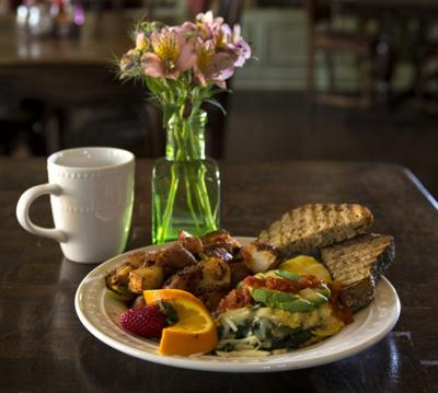 Brunch: Start with fresh, local ingredients and end with homemade pie at The Dancing Fox