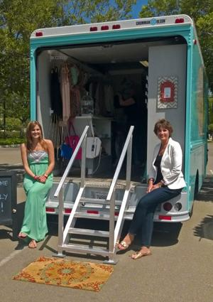 Lovely Girl Mobile Boutique fashion shop rolls into Lodi
