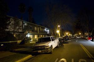 Fatal shooting on Garfield Street in Lodi