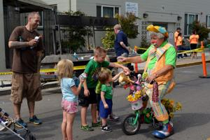 A celebration in connecting with the community on Central Avenue