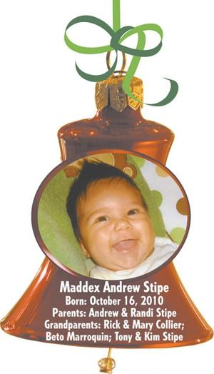Maddex Andrew Stipe