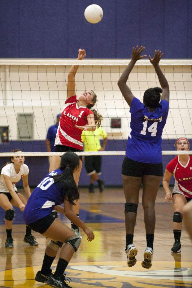 High school volleyball teams get set for success