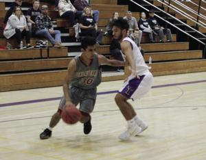 Boys basketball: Tigers' rally comes up short against Calaveras