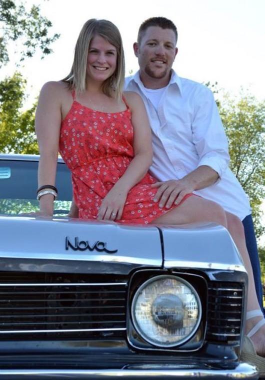 Ben Bassett, Gina Della Monica will wed next June in Lockeford