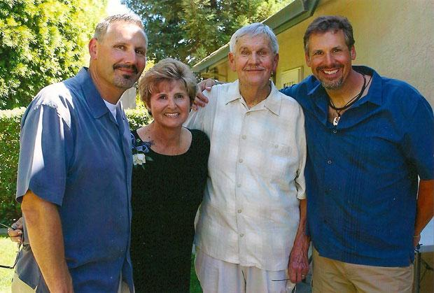 Richard and Cathy Longmire celebrate 50 years of marriage