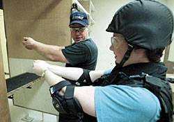News-Sentinel reporter trains with Lodi's SWAT team