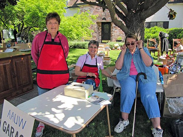 Annual American Association of University Women garage sale to be held May 3