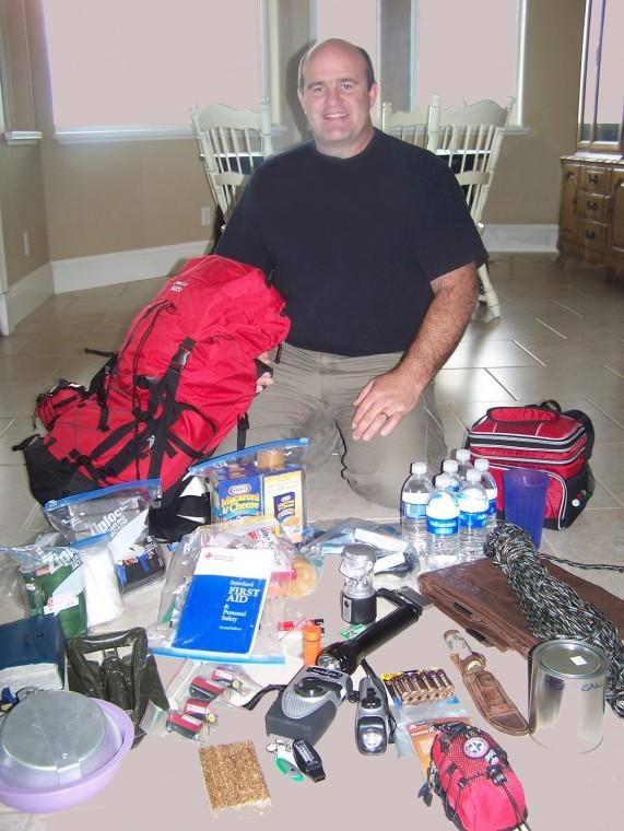Earthquake preparedness helps provide piece of mind