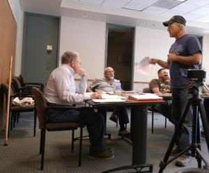 North San Joaquin Water Conservation District Chairman Bryan Pilkington target of criticism