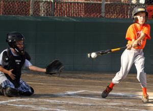 Lodi's Junior Giants baseball program provides a base for character building