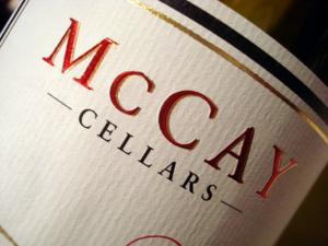 The New McCay Cellars Wines