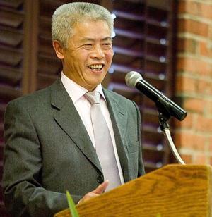 Chinese dignitaries visit Lodi