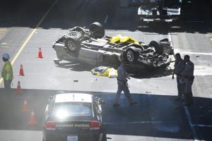 Fatal crash on Highway 99