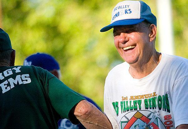 Senior softball league celebrates 25 years