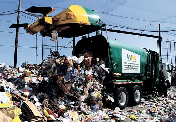 Lodi recycling numbers are down 10 to 15 percent in past 2 years