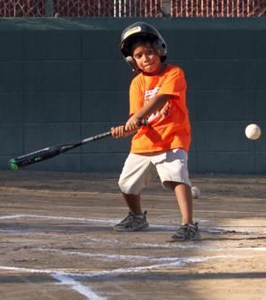 Lodi's Junior Giants baseball program provides a base for character building