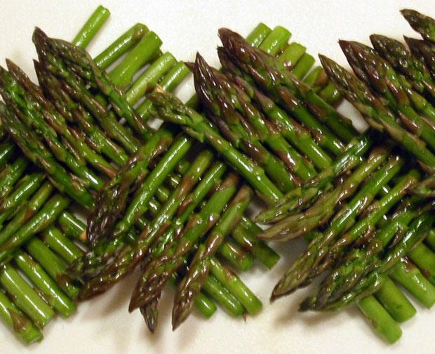 Try asparagus in soups and salads, and along with fillet mignon to enjoy it while in season